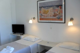 4 persons apartment naoussa hotel - 01