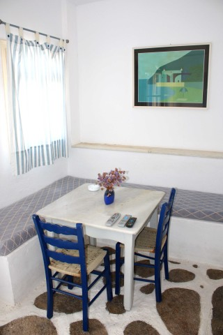 5 persons apartment naoussa hotel - 02