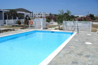 facilities naoussa hotel swimming pool - 04