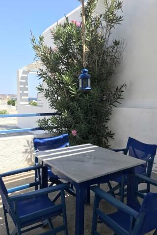 naoussa hotel apartment for five veranda