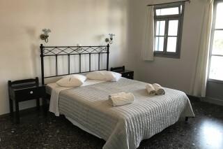 naoussa hotel double studio bedroom