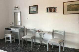 naoussa hotel double studio room